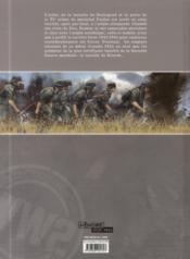 L'armée de l'ombre T.2 ; le réveil du géant - 4ème de couverture - Format classique