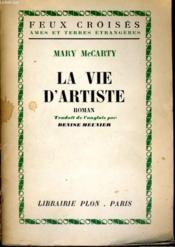 La Vie D'Artiste - Couverture - Format classique