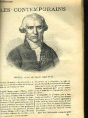 Monge, Comte De Peluse (1746-1818) - Couverture - Format classique