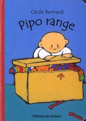 Pipo Range - Intérieur - Format classique