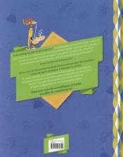 Le super livre des petits scientifiques en herbe - 4ème de couverture - Format classique