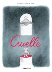 Cruelle - Couverture - Format classique