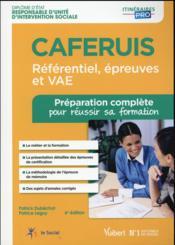 Caferius ; préparation complète pour réussir sa formation (6e édition) - Couverture - Format classique