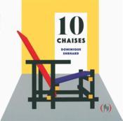 10 chaises - Couverture - Format classique