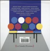10 chaises - 4ème de couverture - Format classique