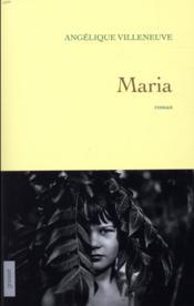 Maria - Couverture - Format classique