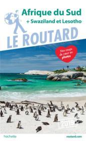 Guide du Routard ; Afrique du Sud + Swaziland et Lesotho (édition 2019) - Couverture - Format classique