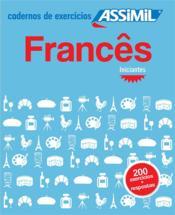 Francês ; iniciantes - Couverture - Format classique