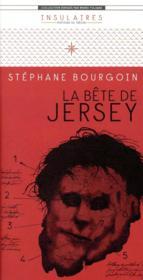 La bête de Jersey - Couverture - Format classique