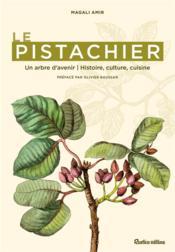 Le pistachier - Couverture - Format classique