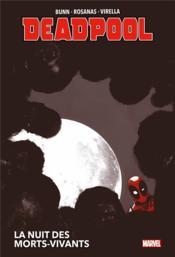 Deadpool ; la nuit des morts-vivants - Couverture - Format classique