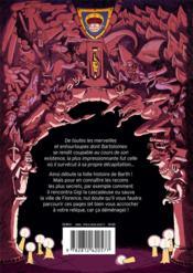 Barth le maudit - 4ème de couverture - Format classique