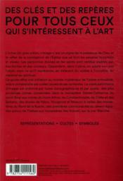 Comment regarder les icônes et saints d'Orient - 4ème de couverture - Format classique