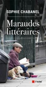 L'homme de la rue ; maraudes littéraires avec le samu social - Couverture - Format classique
