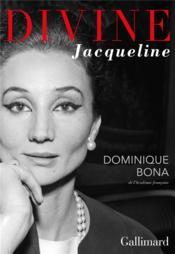 Divine Jacqueline - Couverture - Format classique