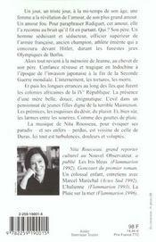 Un Pere Si Mysterieux - 4ème de couverture - Format classique