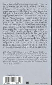 La Route Des Reves T.1 ; La Maison De L'Ancetre - 4ème de couverture - Format classique