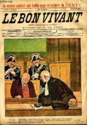 Le bon vivant n°452 - Couverture - Format classique