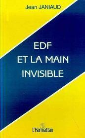Edf Et La Main Invisible - Intérieur - Format classique