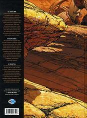 Carmen Mc Callum ; INTEGRALE VOL.2 ; T.4 ET T.5 ; deuxième cycle ; le dossier Earp - 4ème de couverture - Format classique