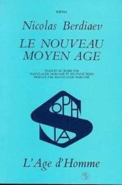 Nouveau Moyen Age (Le) - Couverture - Format classique
