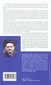 La Republique Des Actionnaires - 4ème de couverture - Format classique