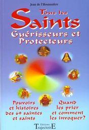 Tous les saints guérisseurs et protecteurs - Intérieur - Format classique