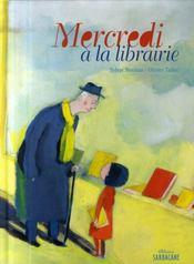 Mercredi à la librairie - Intérieur - Format classique