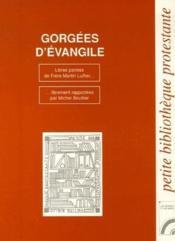 Gorgées d'évangile - Couverture - Format classique