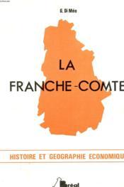 Franche conte - Couverture - Format classique