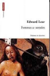 Femmes a sensees - Couverture - Format classique
