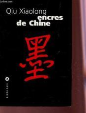 Encres De Chine - Couverture - Format classique