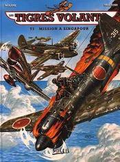 Les tigres volants t.2 ; mission singapour - Intérieur - Format classique
