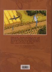 Pinocchio ; l'intégrale - 4ème de couverture - Format classique