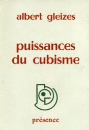 Puissance du cubisme - Couverture - Format classique
