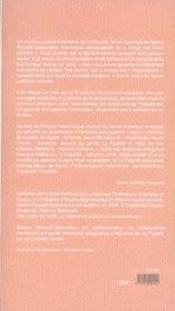 Mémoires imaginaires d'adrienne de la fayette - 4ème de couverture - Format classique