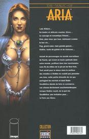 Aria t.2 - 4ème de couverture - Format classique