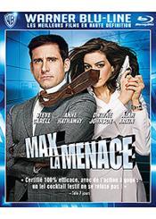 Max La Menace - Couverture - Format classique
