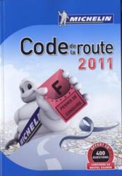 Code de la route (édition 2011) - Couverture - Format classique