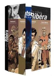 Ribera t.1 à t.3 - Couverture - Format classique