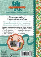 L'atelier des bouts de ficelle ; les clés de monsieur Paillasson - 4ème de couverture - Format classique