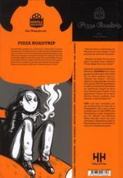 Pizza roadtrip - 4ème de couverture - Format classique