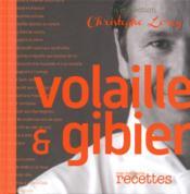 Volaille & gibier - Couverture - Format classique