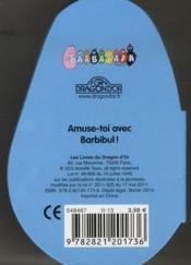 Mini-Barbibul - 4ème de couverture - Format classique