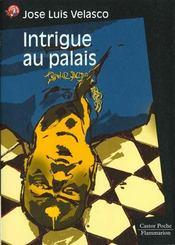 Intrigue Au Palais - Intérieur - Format classique