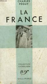 La France. Collection Catholique. - Couverture - Format classique