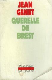 Querelle De Brest. Collection : L'Imaginaire N°86 - Couverture - Format classique