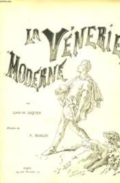La Venerie Moderne - Couverture - Format classique