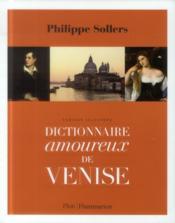 Dictionnaire amoureux de Venise - Couverture - Format classique