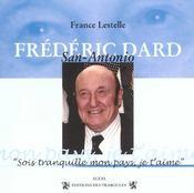 Fréderic Dard - Intérieur - Format classique